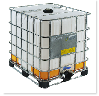 Composite Pallet IBC Container
